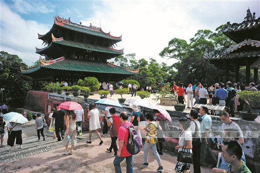 玉林市:从景点旅游走向全域旅游