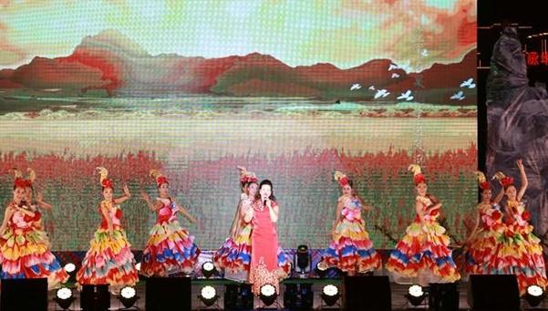 贵港市港北区举行情景音乐剧 彰显本土文化(图)