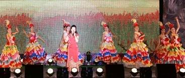 贵港市港北区举行情景音乐剧 彰显本土文化