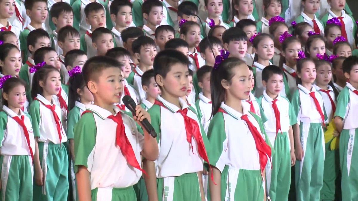 《少年中国梦》(德保)