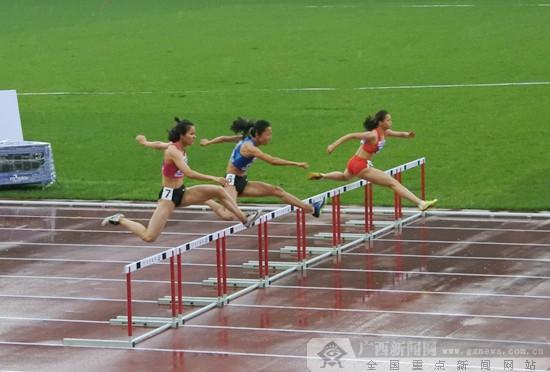 2017年全国田径冠军赛收官 广西获1金