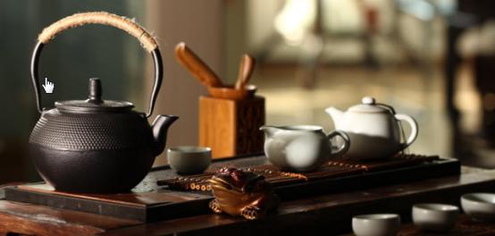 陈香白说茶道有'七义一心',茶礼是其诸义理之一。