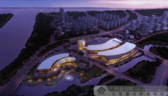 中建钢构中标柳州会展中心二三期ppp项目-广西新闻网