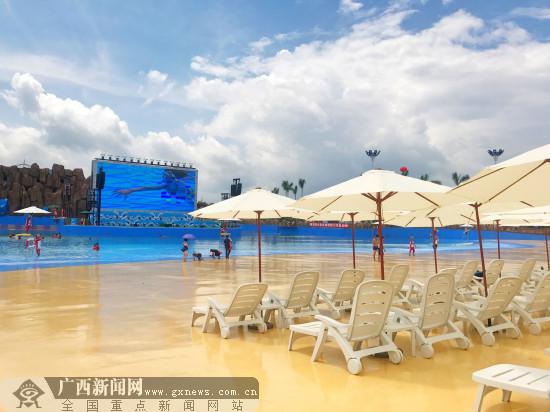 玉林市第三季旅游文化活动暨克拉湾开园庆典启动