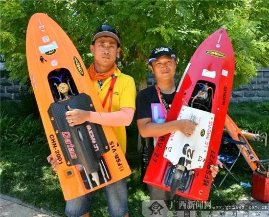 全运会广西代表团群体项目首枚金牌诞生