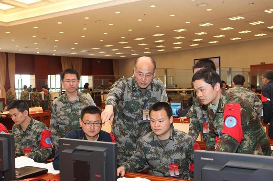 新型联合作战指挥人才方阵在这里崛起――国防大学努力建设具有世界一流水平和我军特色的中国最高军事学府记事
