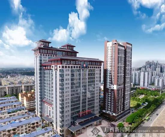 广西中医药大学第一附属医院仙葫院区19日开业