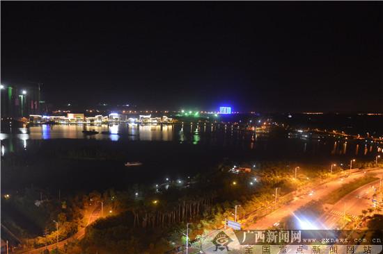 [滨海明珠]网记漫步白石湖畔 感受钦州滨海风情