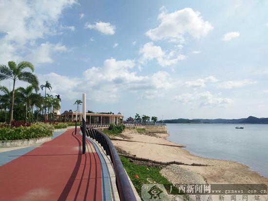 [滨海明珠]防城港:漫步西湾绿道 尽情享受浪漫之旅