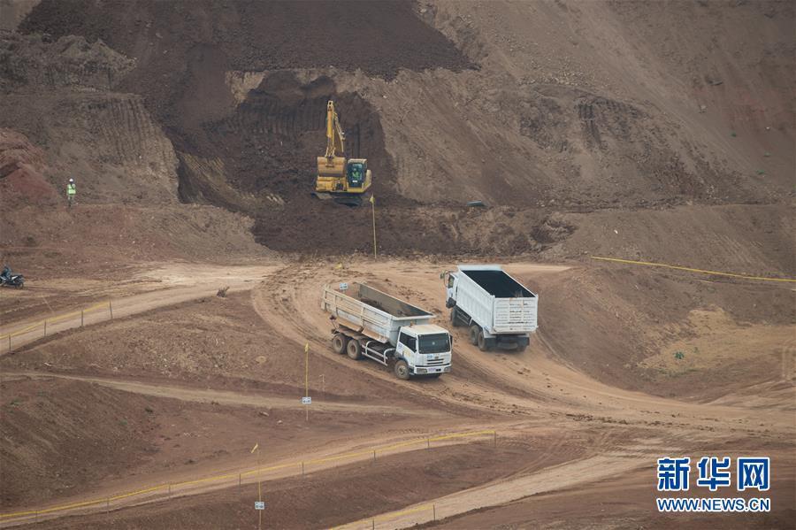 (国际)(1)雅万高铁瓦利尼隧道工程正式开工