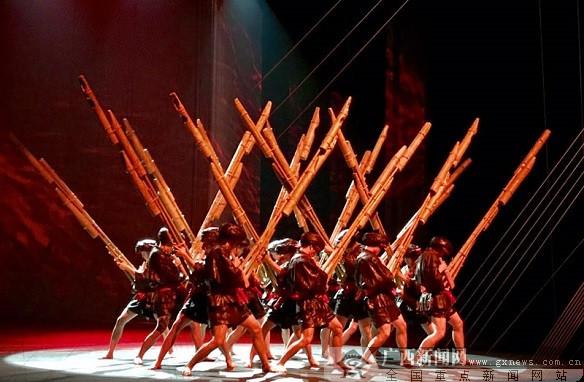 3D舞蹈诗《侗》在国家大剧院精彩上演