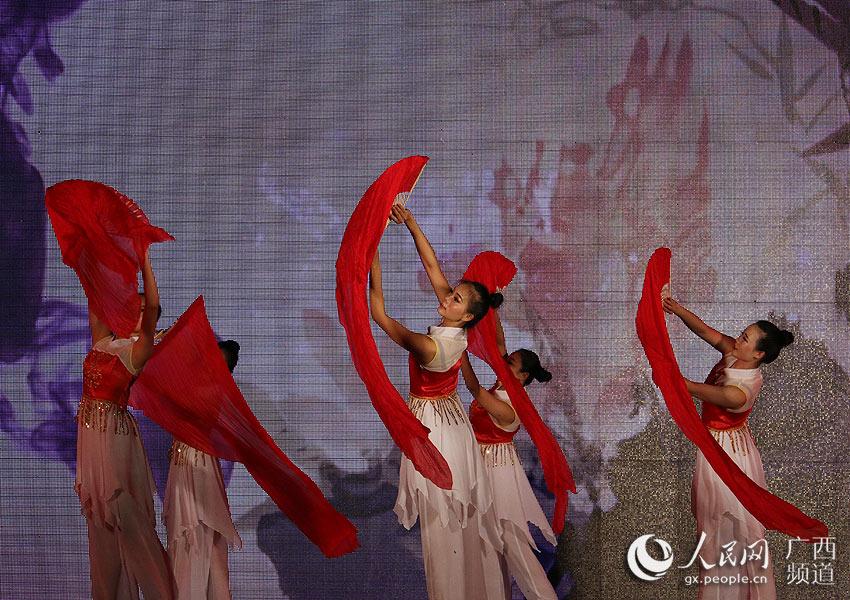 舞蹈:《盛世鸿姿》
