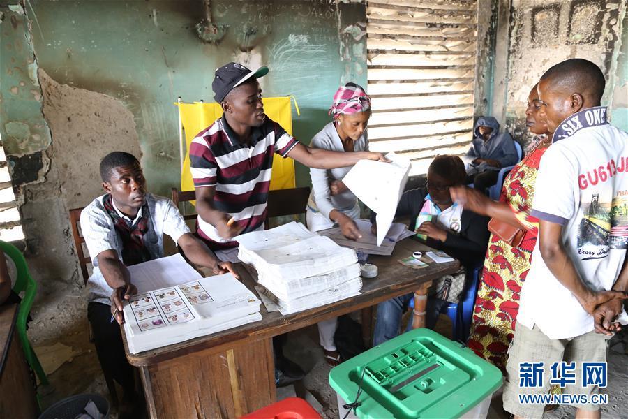 (国际)(1)刚果(布)举行国民议会和地方选举