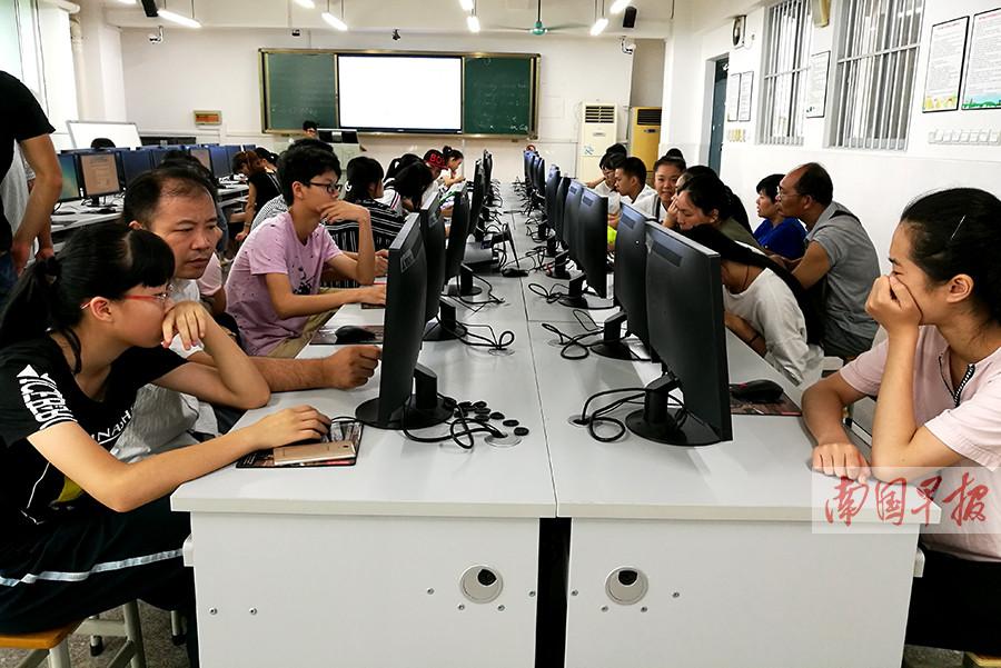 南宁:中考分数高的学生为何定向未入围?部门释疑