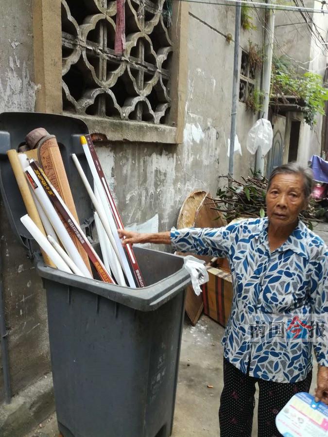 柳州一小区突然停电 数十户居民家里电器被烧毁