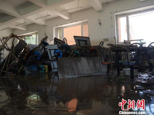 吉林洪灾:孤独症学校七年两遭水淹盼早日接回孩子