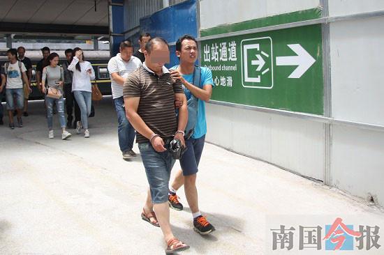 铜线转眼变泥土 柳州刑警赶赴湖北抓捕诈骗犯(图)