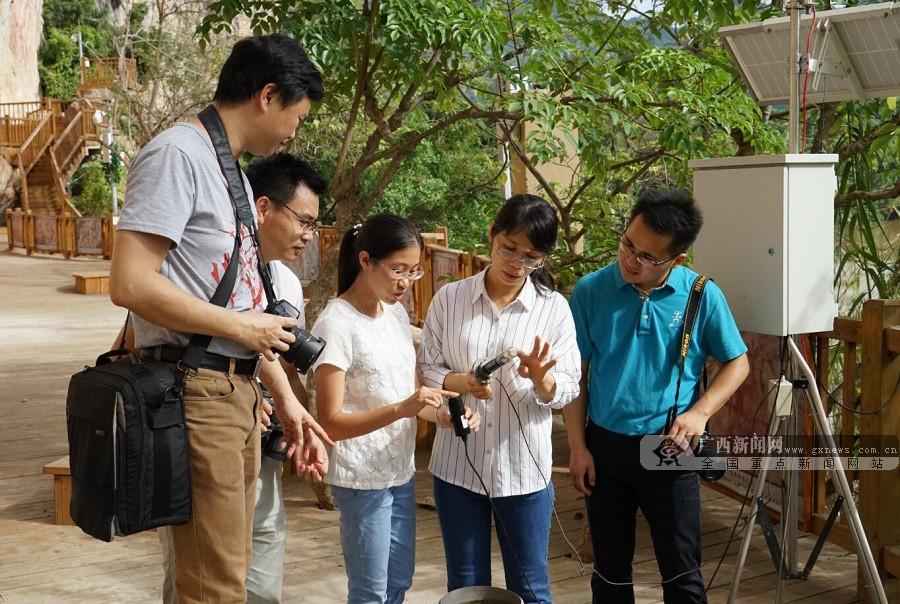 崇左市文物管理局局长陆桂芳:花山岩画的守望者