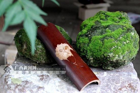 【大匠光临】覃岭:用煤竹镌刻人生画面(组图)