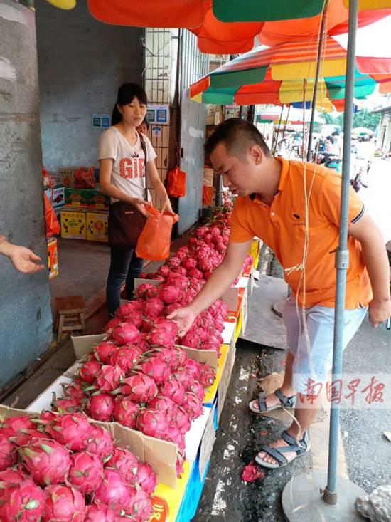 广西多种水果产量在全国名列前茅 四季不断档(图)