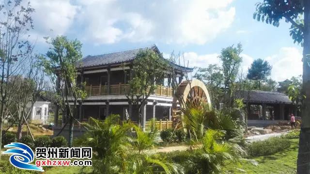 贺州石玉林风景区