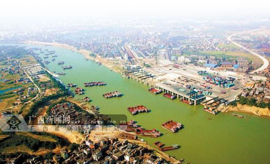 广西:珠江-西江经济带建设3周年 珠西建设成效凸显