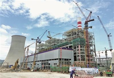广西在建最大工业项目年底投产