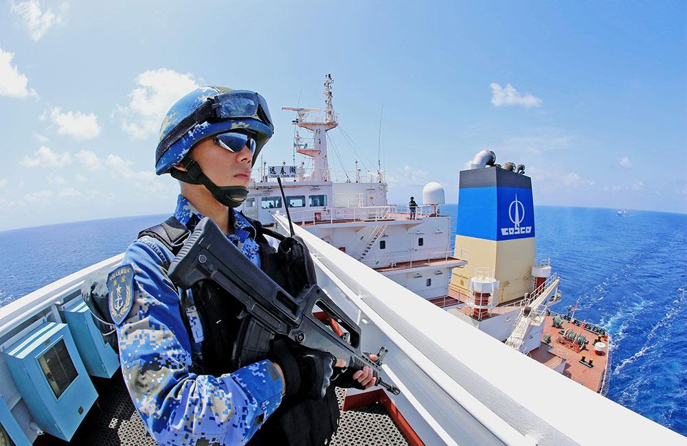 从胜利走向胜利——献给中国人民解放军建军90周年