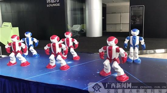 青岛高新区创新平台引擎 机器人产业集聚