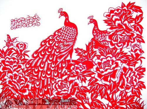 剪纸:民间传统艺术
