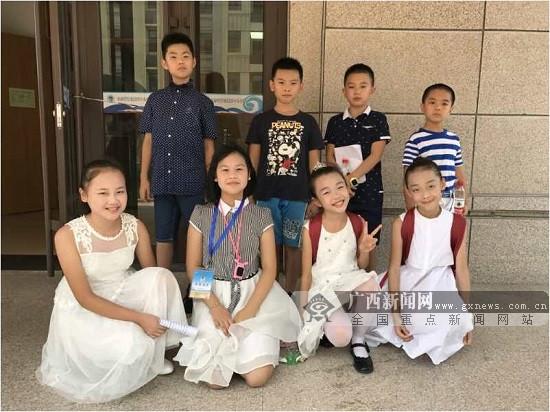 南宁市民主路小学假期活动丰富多彩
