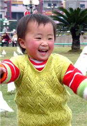 公园里的孩子