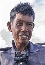 渔民的微笑
