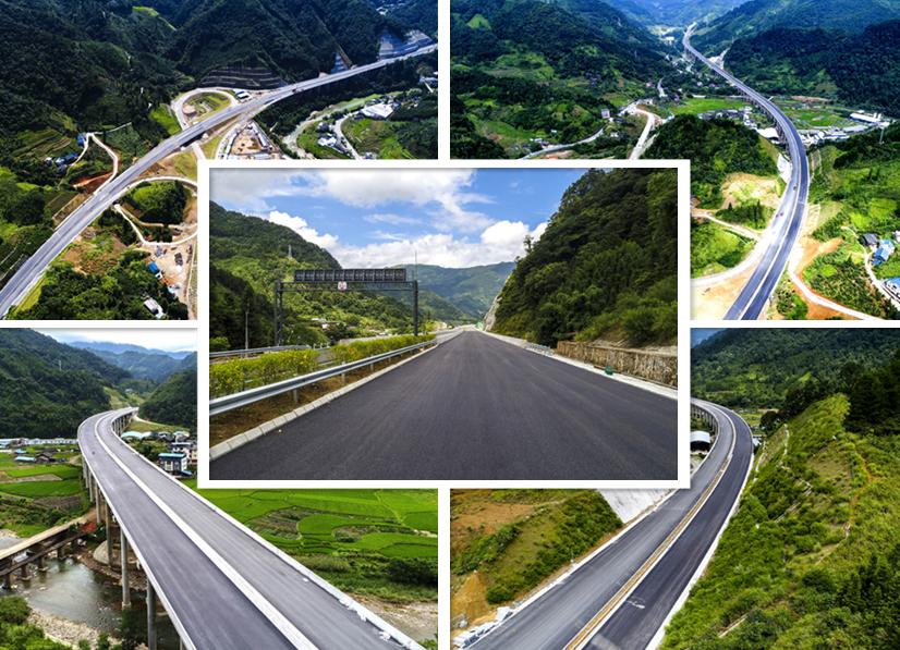 桂三高速公路(龙胜段)建设进入倒计时冲刺阶段