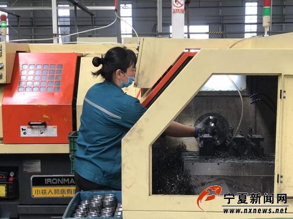 青铜峡装备制造业发展获全国网媒记者点赞