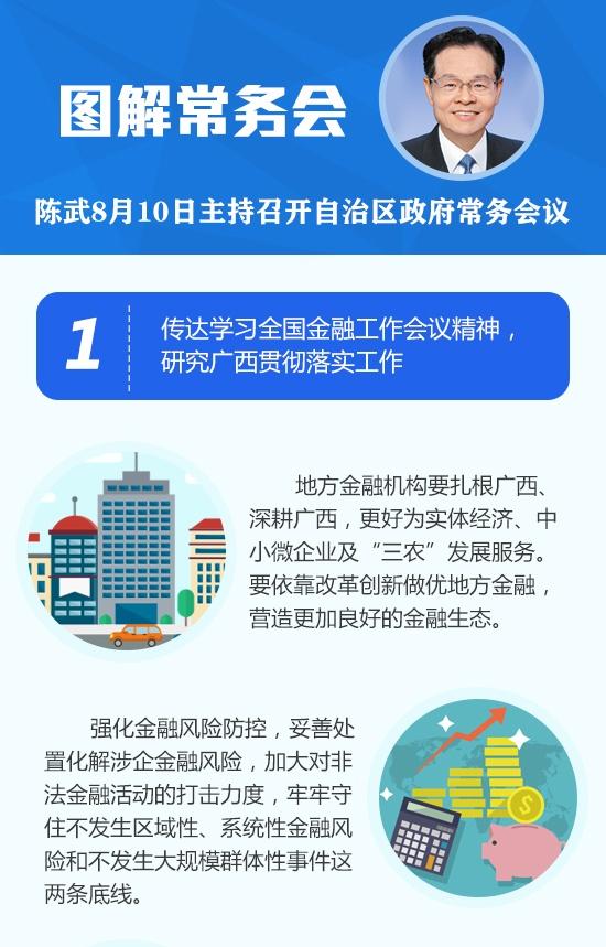 图解:2017年8月10日自治区政府常务会议