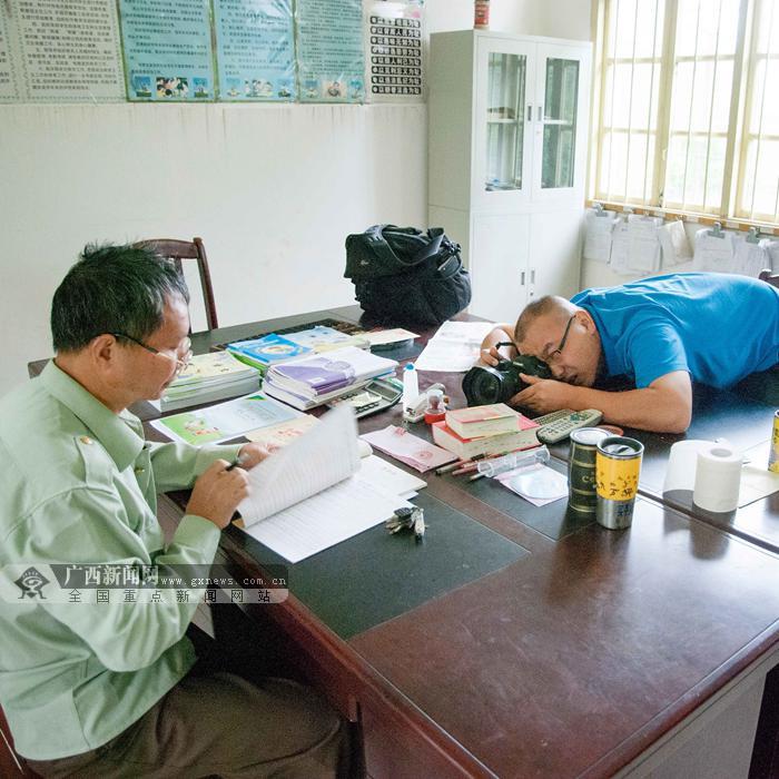 融安县委宣传部新闻中心主任谭克兴:专注基层写担当
