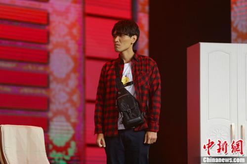 图:杨宗纬参加《跨界喜剧王》第二季。