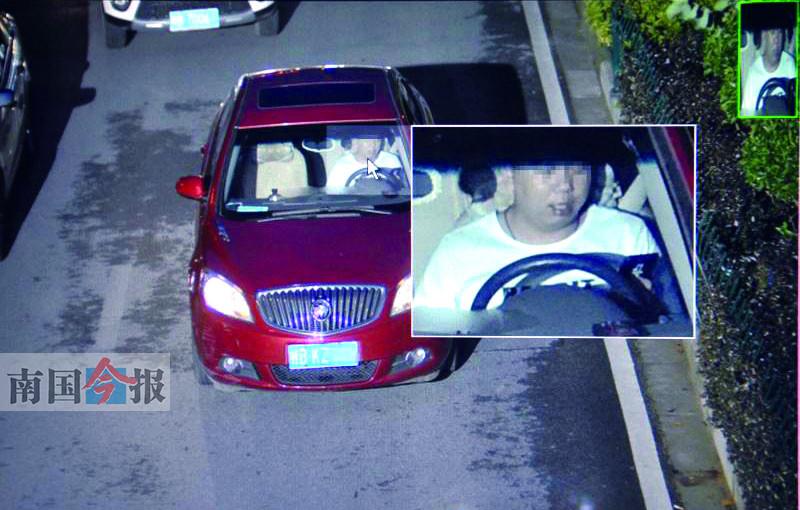 柳州采用路面电子警察仅一天 379名驾驶人被抓拍
