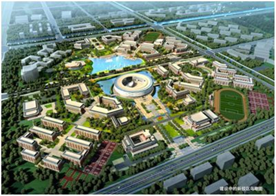 选择浙江工贸职业技术学院,追求梦想,点亮希望!