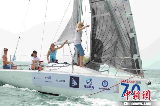 全球知名高校扬帆青岛角逐2017国际名校帆船赛