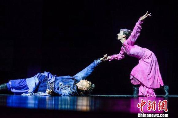 舞剧《库布其》用寓言讲述环保 民族元素国际表达
