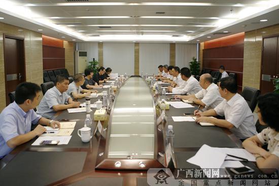 南宁市政府副市长到人保财险广西公司调研