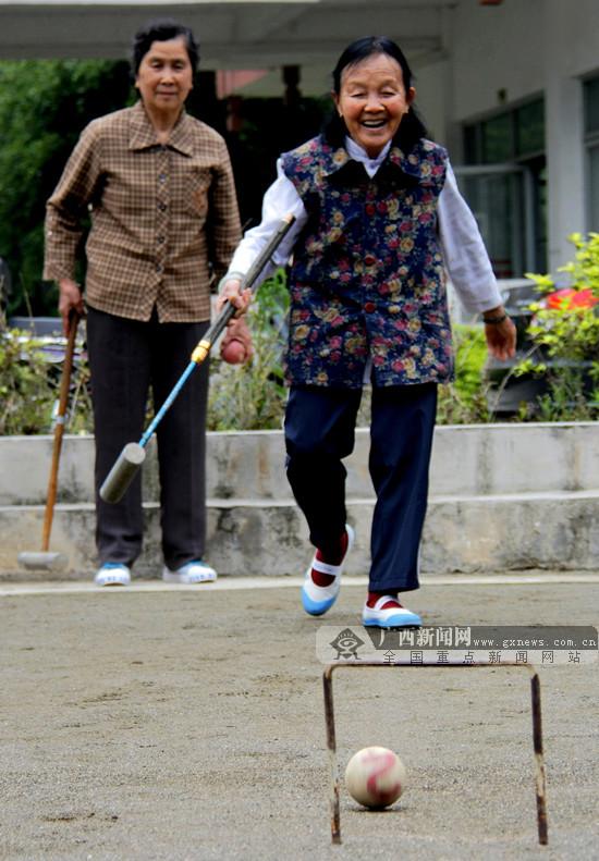 幸福晚年生活