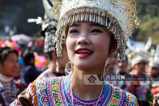 广西苗族服饰图案纹样