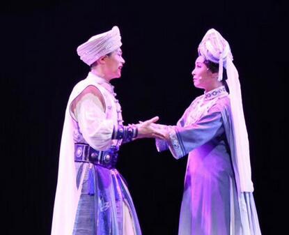 广西戏剧院创作编排系列剧目在南宁陆续试演