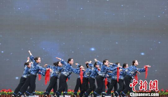 """甘肃陇南""""女儿节""""开幕活态传承乞巧文化(图)"""