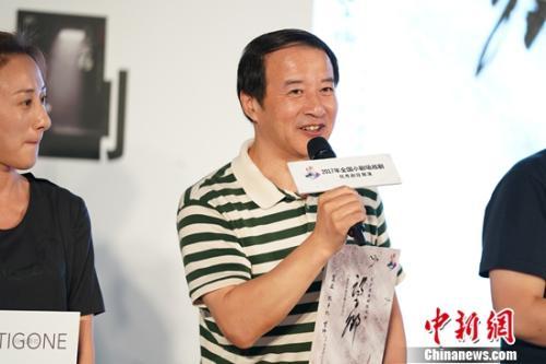 昆曲《望乡》代表、北方昆曲剧院副院长曹颖