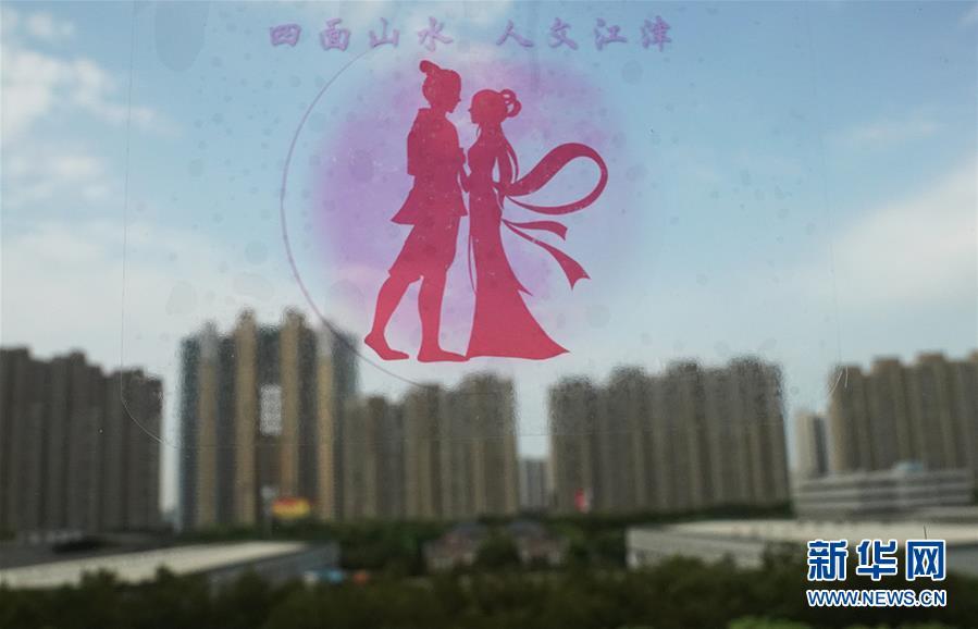 """(社会)(1)上海铁路局首开七夕""""爱情专列"""""""