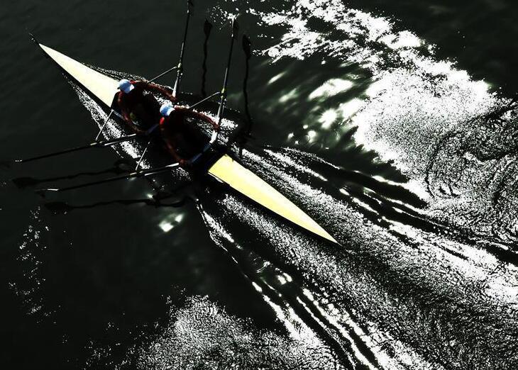 赛艇——第二日赛况
